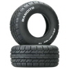 Duratrax Bandito 1/10 Buggy Tire Front 4WD C2 (2) (Soft Compound)