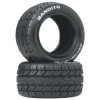 Duratrax Bandito 1/10 Buggy Tire Rear 4WD C2 (2) (Soft Compound)